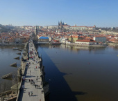 Charles Bridge, Old Town Square and Prague Castle