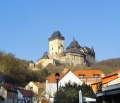 Trip to Karlstejn Castle